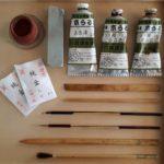 outils pour Kintsugi - Béatrice Jacotot